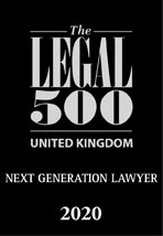 Legal 500, next generation lawyer 2020