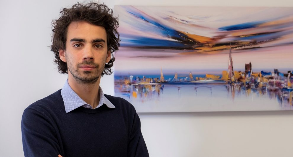 Jasper Blumenthal, Trainee Solicitor, Miles & Partners