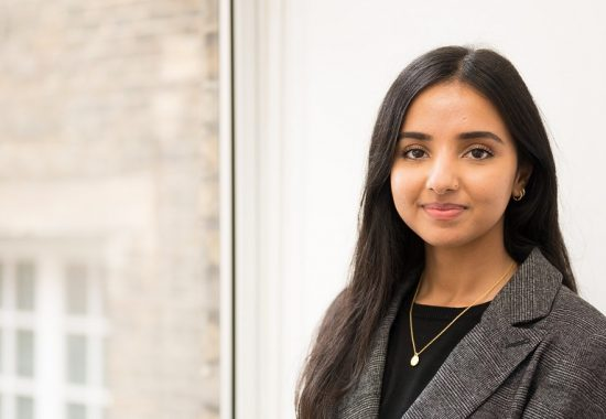 Tayyaba Ahmed, trainee solicitor at Miles & Partners